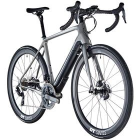 FOCUS Paralane² 9.9 Di2 - Vélo de route électrique - argent